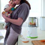 Dampfgarer für Baby Test